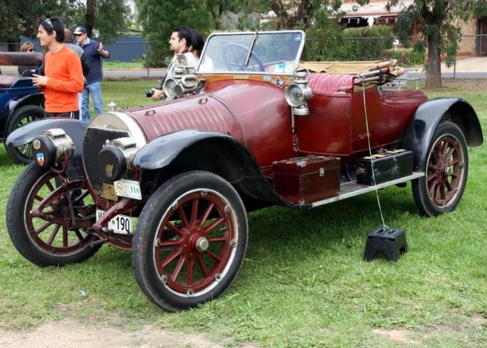 1912 Hotchkiss
