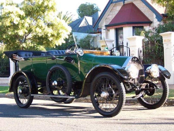 1914 Humber