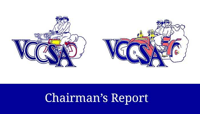 Chairmans Report — April 2018