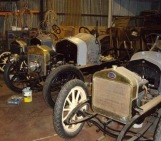 Delage — A visit to 'The Shed'