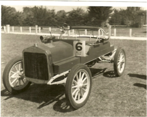 Buick 1907 at Marion 1954