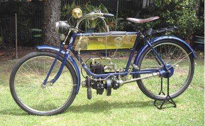 1909 FN SINGLE CYLINDER