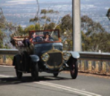 Norton Summit Hill Climb Rally — November 2014